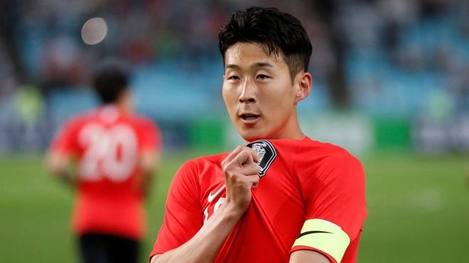 Son Heung-min va nhung ngoi no nguy hiem ben phia Olympic Han Quoc hinh anh