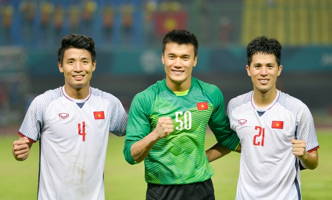 Olympic Viet Nam rang ro sau chien thang lich su truoc Syria hinh anh