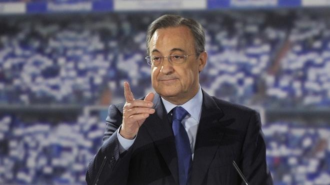 Chu tich Perez: 'Inter muon co Modric ma khong mat mot dong nao' hinh anh 1