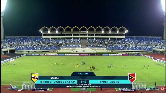 Ban quyen AFF Cup 2018 vua duoc ky, DT Brunei bi loai khoi giai dau hinh anh 1