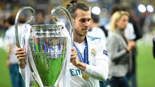 De cu doi hinh tieu bieu nam 2018, Gareth Bale vang mat hinh anh