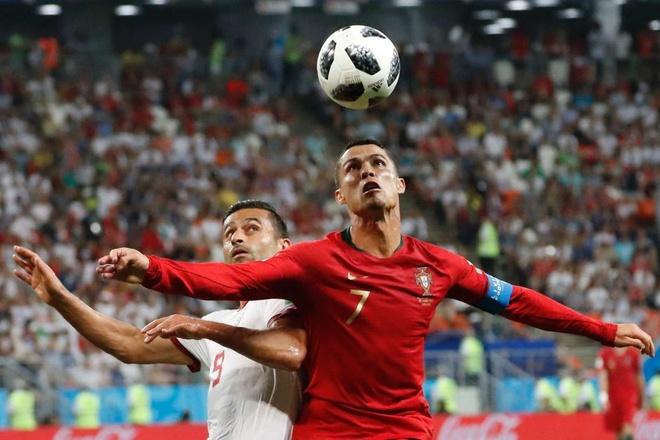 Tien ve Iran muon tai hien man trinh dien tai World Cup 2018 hinh anh 1