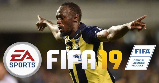 Usain Bolt chuan bi xuat hien trong FIFA 19 hinh anh