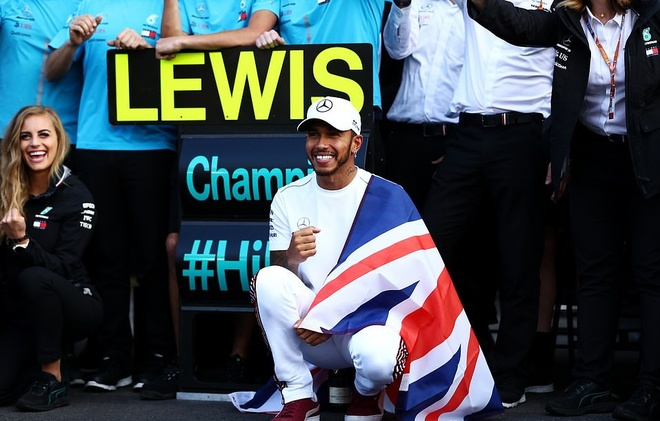 Hamilton vo dich F1 lan thu nam trong su nghiep anh 5