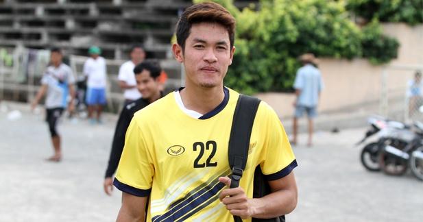 Thu mon Campuchia: 'Chung toi gay bat ngo o AFF Cup nho loi da moi me' hinh anh