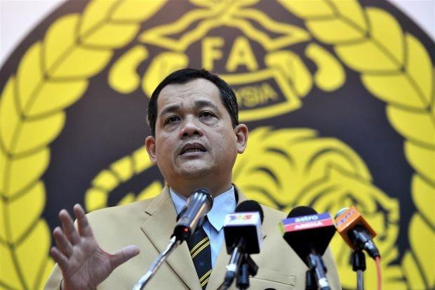 Chu tich LDBD Malaysia: 'Chung ta phai lay bang duoc chiec cup' hinh anh