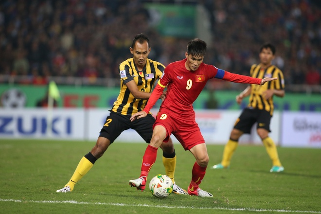 Bon cuoc doi dau kich tinh giua Viet Nam va Malaysia tai AFF Cup hinh anh
