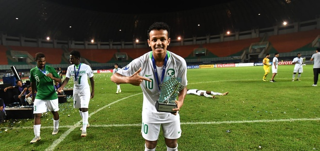 Doan Van Hau va nhung cau thu tre hua hen toa sang tai Asian Cup hinh anh 2