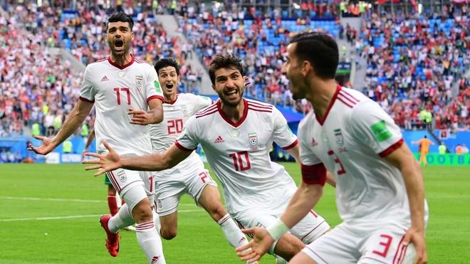 Iran trieu tap 11 cau thu du World Cup 2018 doi dau tuyen Viet Nam hinh anh