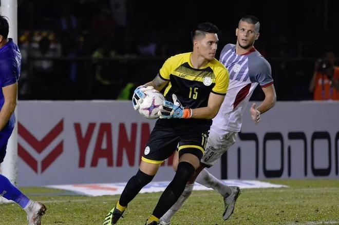 Thu mon Philippines: 'Chung toi khong toi Asian Cup de cho vui' hinh anh 1