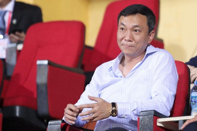 Pho chu tich VFF khang dinh doi tuyen Viet Nam khong he may man hinh anh