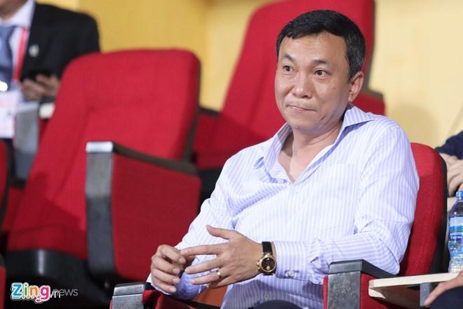 Pho chu tich VFF khang dinh doi tuyen Viet Nam khong he may man hinh anh 1
