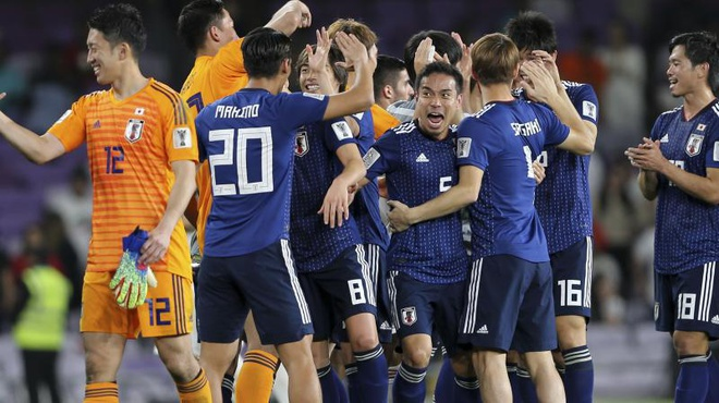 Lich su ung ho Nhat Ban truoc them chung ket Asian Cup 2019 hinh anh 1