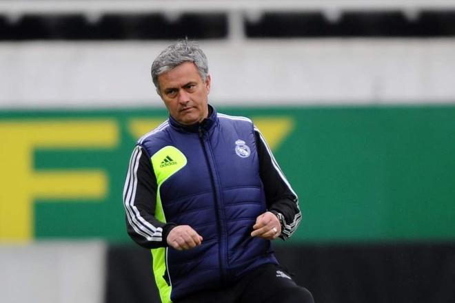 'Mourinho se khong tiep quan chiec ghe HLV truong Real lan thu hai' hinh anh 1