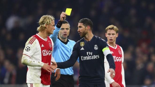 CDV Real goi Sergio Ramos la thang dan sau tham bai cua doi nha hinh anh 1