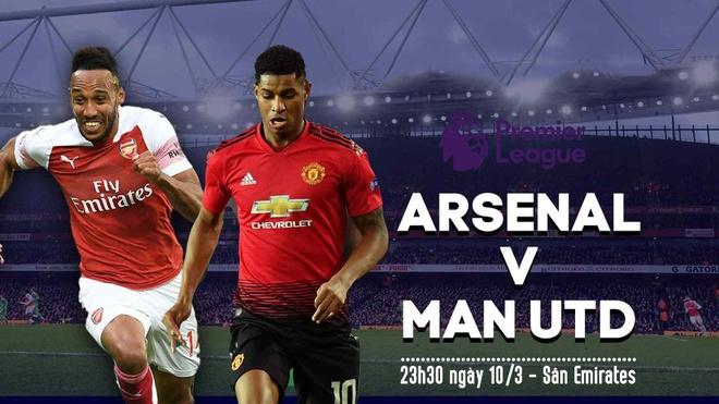 Arsenal vs MU anh 1