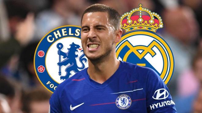 Hau ve Chelsea: 'Hazard o mot dang cap khac so voi toan doi' hinh anh 2