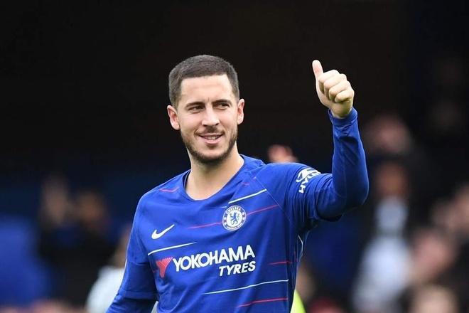 Hau ve Chelsea: 'Hazard o mot dang cap khac so voi toan doi' hinh anh 1