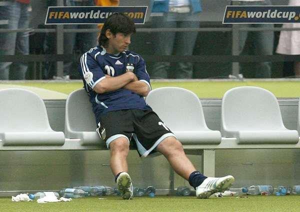 Lionel Messi tung la nan nhan cua the luc ngam o tuyen Argentina hinh anh 2