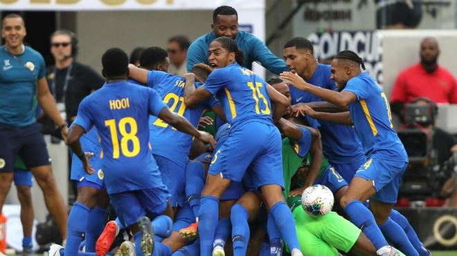 Tuyen Curacao tiep tuc tao dia chan tai Gold Cup 2019 hinh anh 1