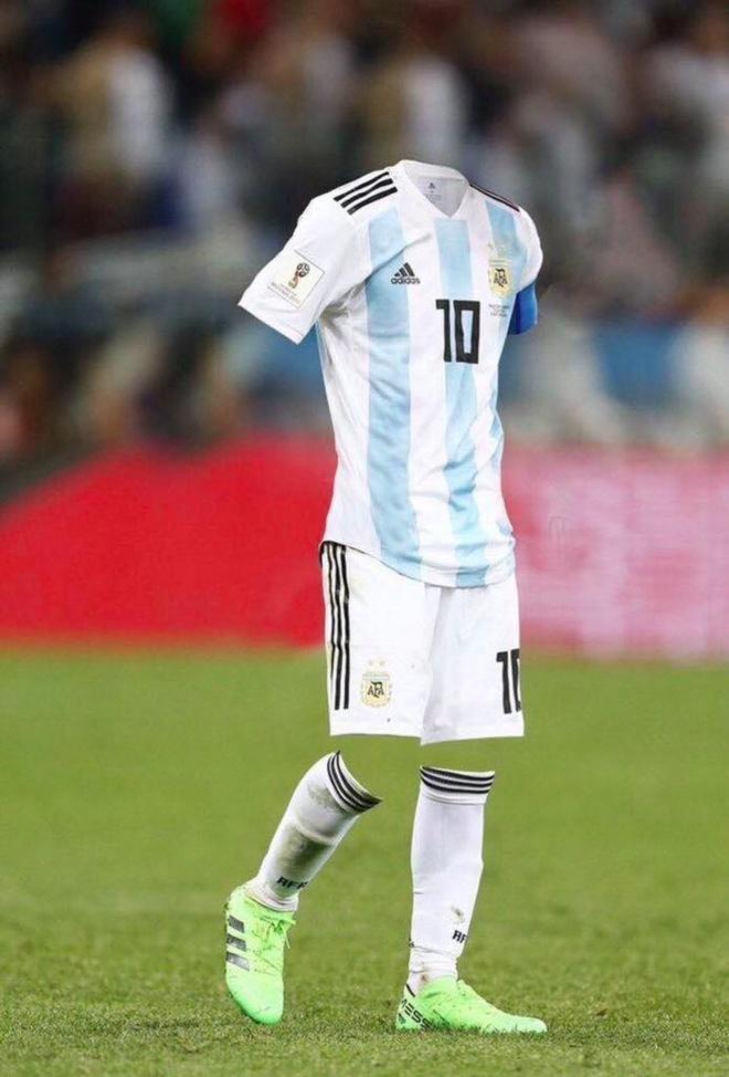 Hi hoa Messi 60 tuoi van cho doi danh hieu dau tien cung Argentina hinh anh 5