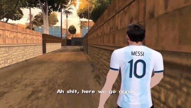 Hi hoa Messi 60 tuoi van cho doi danh hieu dau tien cung Argentina hinh anh 9