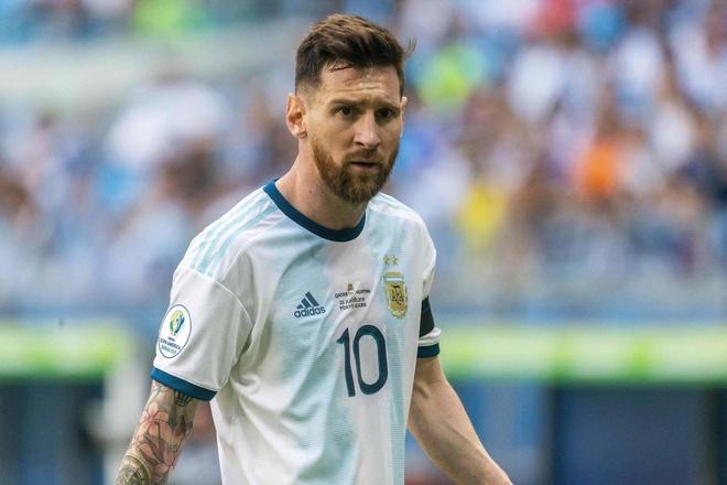 Argentina quyet tam giup Lionel Messi vo dich Copa America 2020 hinh anh 1