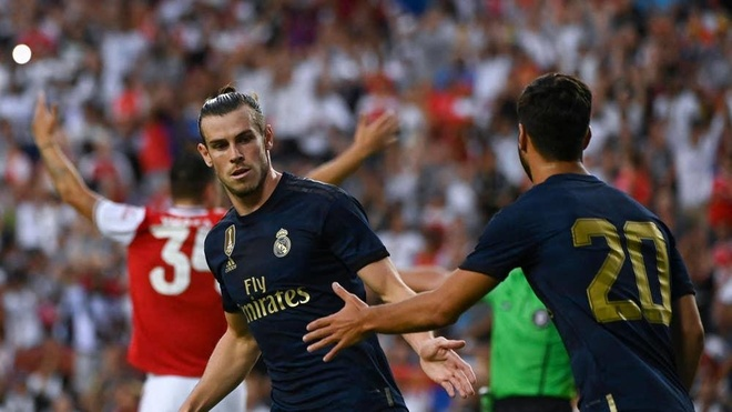 Gareth Bale cuu nguy tren vach voi giup Real thoat thua truoc Arsenal hinh anh 2