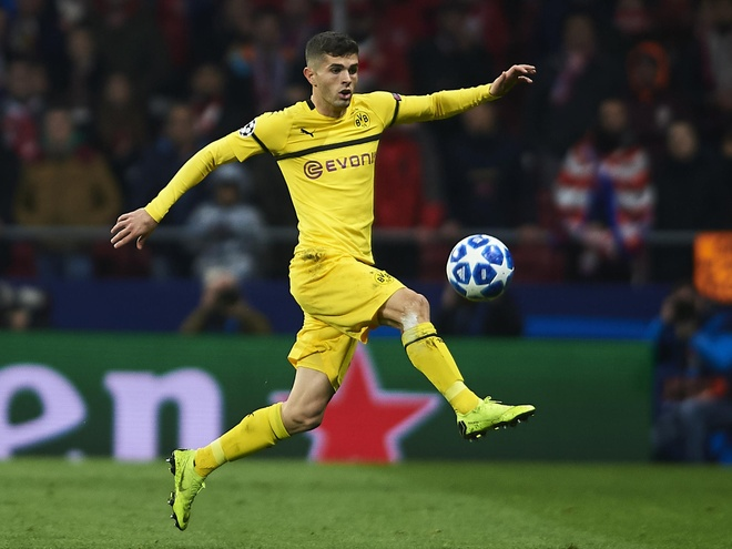 Christian Pulisic anh 1