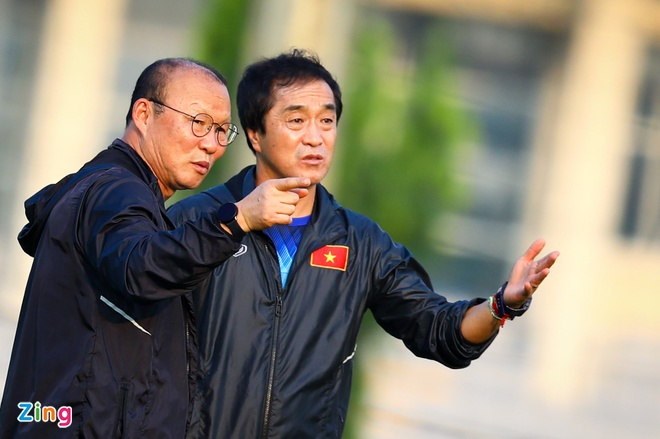 CDV Han Quoc mong muon HLV Park Hang-seo tro ve que nha hinh anh 2