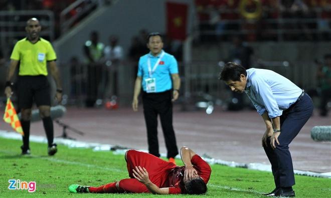 Bao Han: 'Nishino muon thang HLV Park de lay uy voi CDV Thai Lan' hinh anh 1