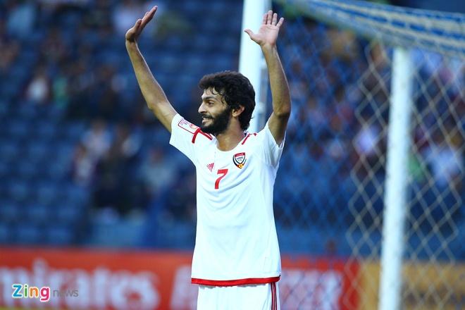 HLV UAE quyet thang U23 Jordan o luot cuoi bang D hinh anh 1 uaw1_zing.jpg