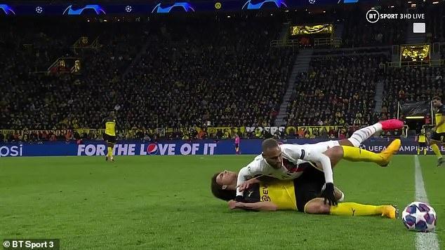 Neymar co tinh danh nguoi cau thu Dortmund hinh anh 1 neymar.jpg