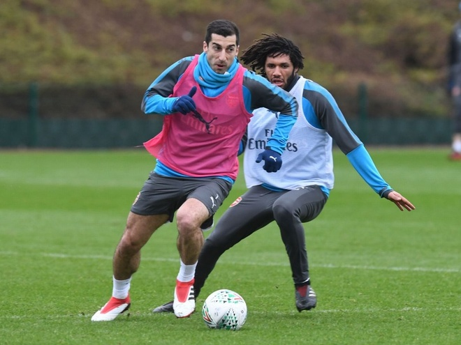 HLV Arteta tiet lo 5 cai ten dau tien sap bi thanh ly tai Arsenal hinh anh 1 Arsenal_Training_Session.jpg
