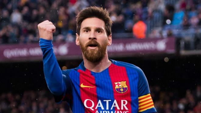 Cuoc dua Chiec giay vang chau Au: Ronaldo, Messi 'hit khoi' Salah hinh anh 9