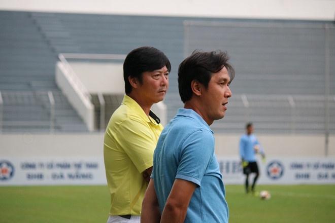 Huynh Duc va Minh Phuong cung di tim loi giai cho Da Nang hinh anh