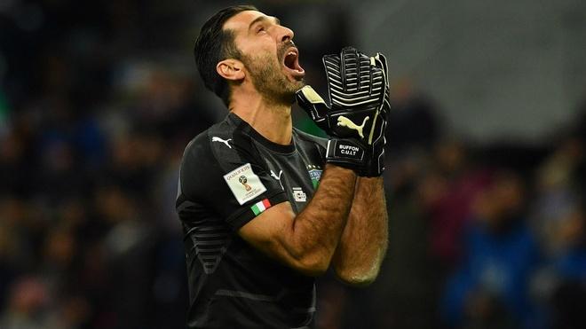 Cuu HLV Italy: 'Tam voc vi dai cua Buffon la vinh cuu' hinh anh