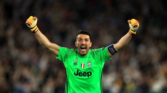 Cuu HLV Italy: 'Tam voc vi dai cua Buffon la vinh cuu' hinh anh 1