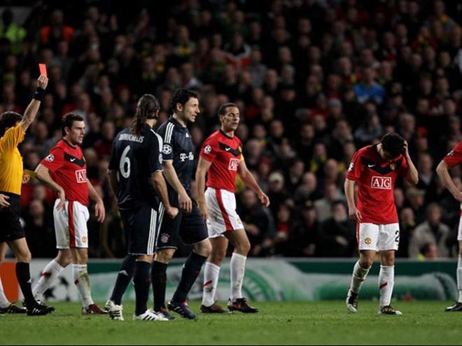 Tuot mat Rafael, Arsenal khong the ngo Ronaldo chinh la 'thu pham' hinh anh 2