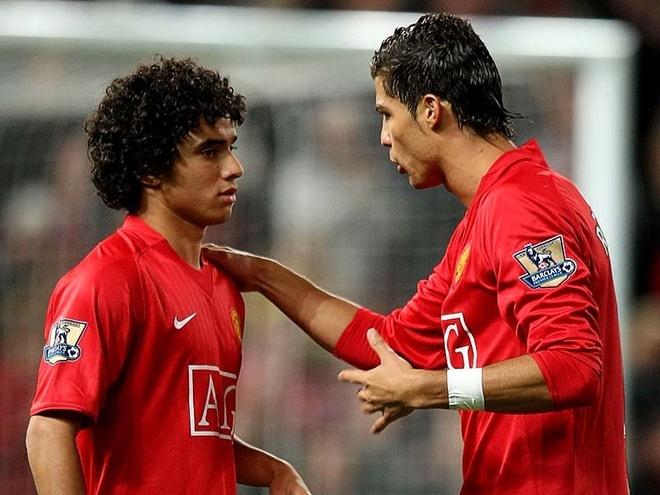 Tuot mat Rafael, Arsenal khong the ngo Ronaldo chinh la 'thu pham' hinh anh 1