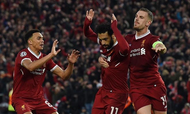 Cham diem Liverpool 5–2 Roma: Diem 10 cho Salah, Firmino hinh anh 10