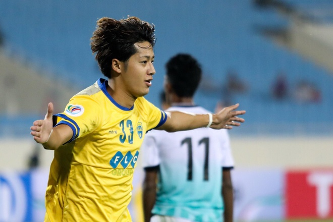 Khong the thang Yangon United, HLV doi Thanh Hoa do do thieu may man hinh anh