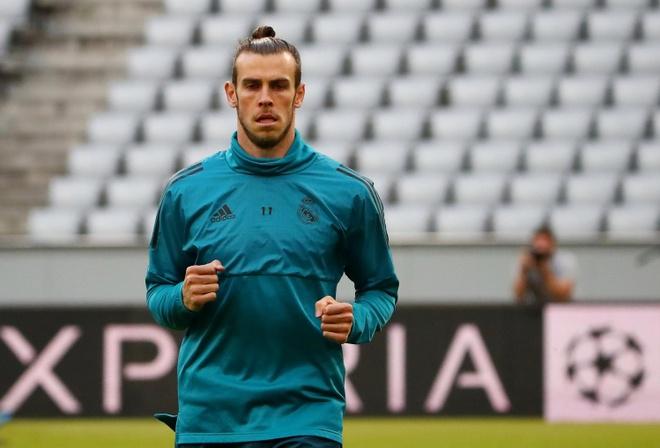HLV Zidane 'vua dam, vua xoa' Gareth Bale hinh anh 1