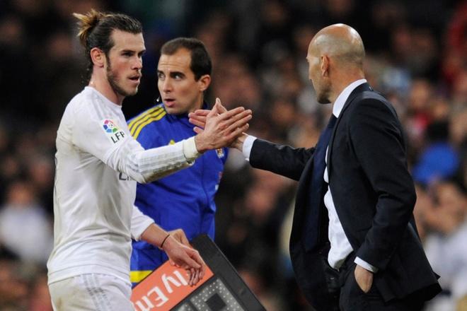 HLV Zidane 'vua dam, vua xoa' Gareth Bale hinh anh