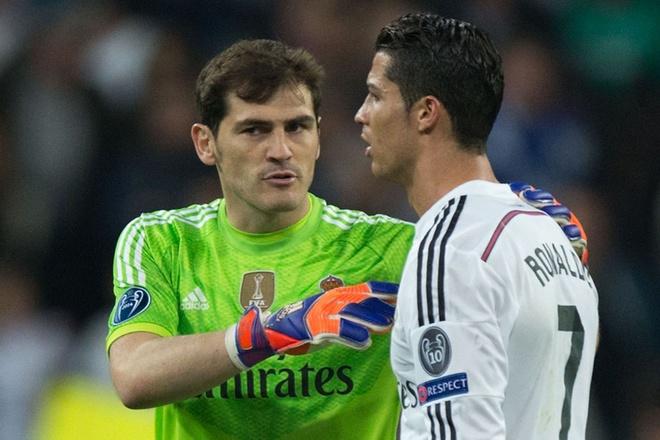 Ronaldo vuot Xavi, ap sat ky luc cua Casillas hinh anh 2