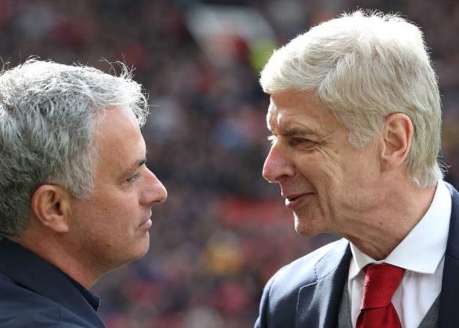 HLV Wenger nhan tinh cam dac biet tu Alex Ferguson va Jose Mourinho hinh anh 3