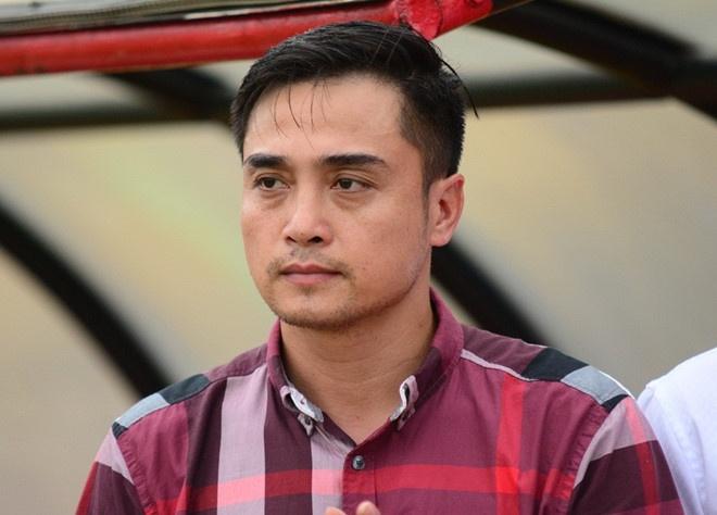 HLV Nguyen Duc Thang va 'diep vu' giai cuu Thanh Hoa hinh anh