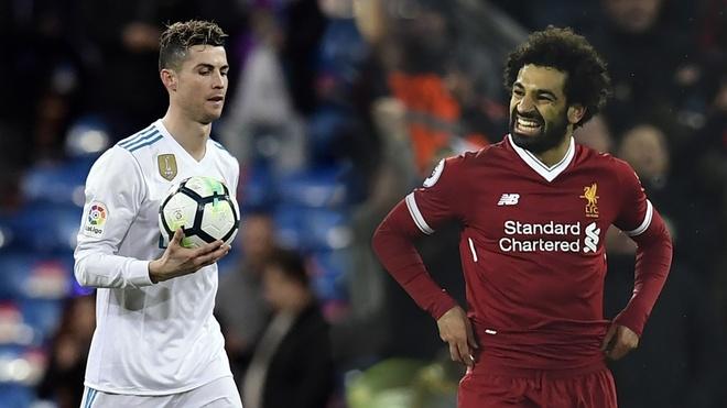 Salah: 'Dung ai nhac den cuoc chien giua toi va Ronaldo' anh 1