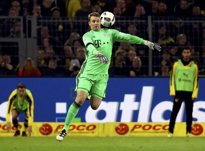 World Cup 2018 se rat nham chan neu vang Neuer anh 2