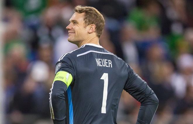 World Cup 2018 se rat nham chan neu vang Neuer anh 1